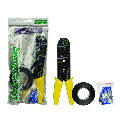 Complete Install Connector Kit - Retail Pack