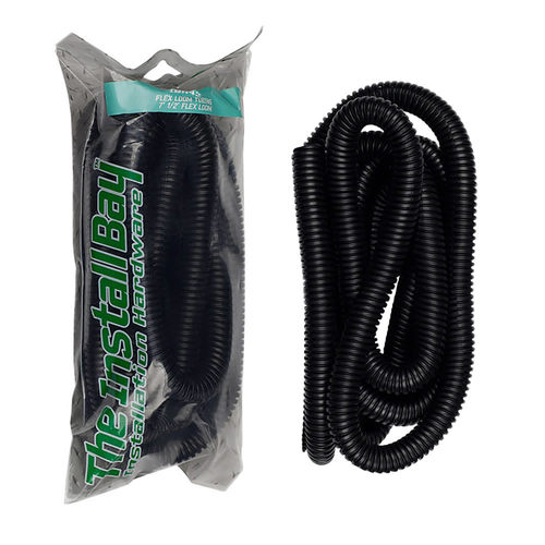 Flex Loom Tubing 7 Feet long - 1/2 Inch Dia- Retail Pack