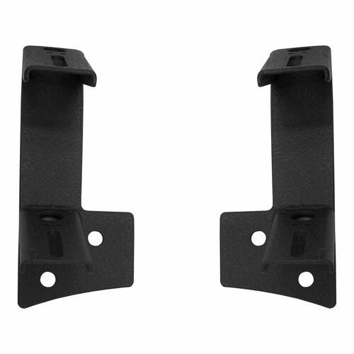 Dual-Stacked Post Mount Brackets - Wrangler JK 2007-2018