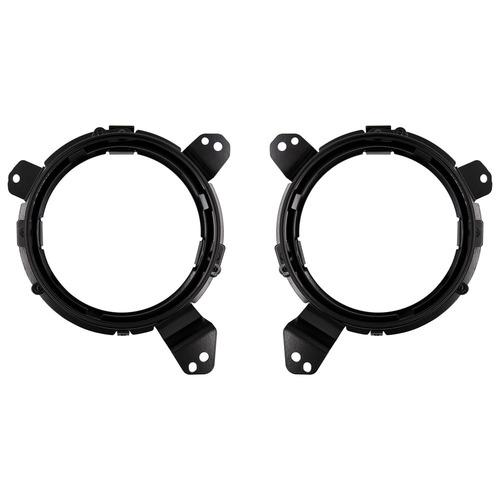 Headlight Adapter Brackets 7 Inch -  Wrangler JL 2018-Up