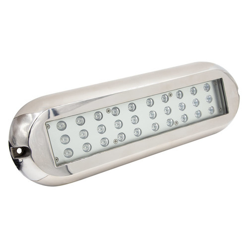90W Blue Underwater Transom Light