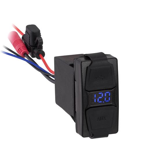 Digital Volt Meter  2.1A/5V -  3.5/USB