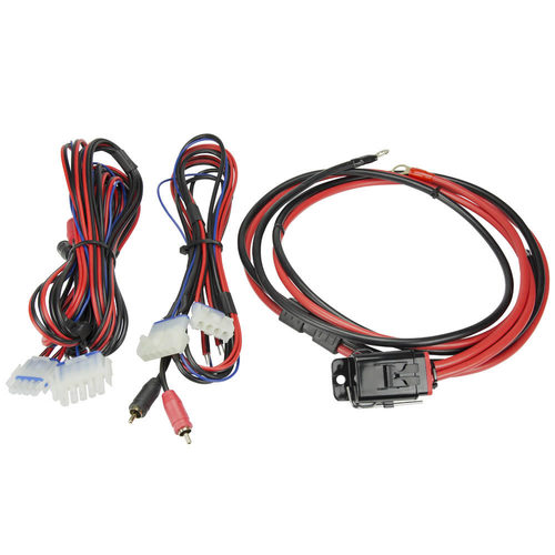 Motorcycle Amp Kit -2 Channel