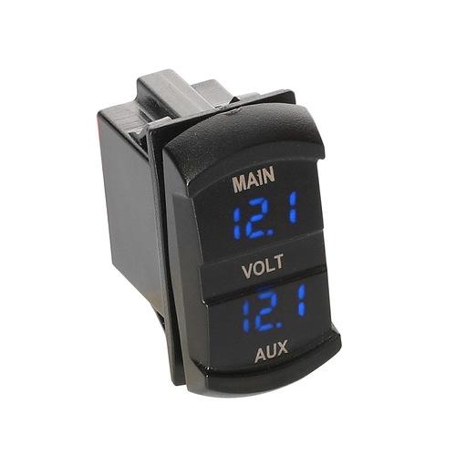 Dual Voltage Meter