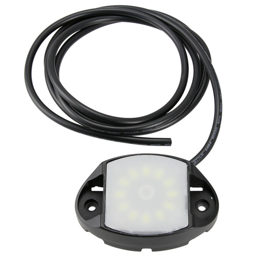 LED Dome Light Fixture with 10-Step Dimmer
