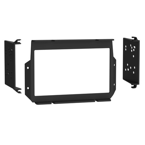 Double DIN Radio Kit - Polaris UTV 2016-Up