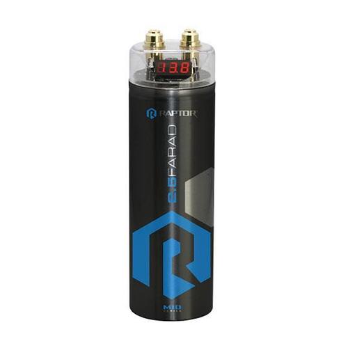 2.5 Farad Capacitor - Digital Top - MID SERIES