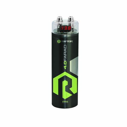 4.0 Farad Capacitor - Digital Top - PRO SERIES