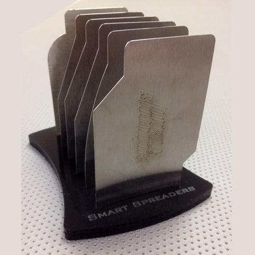 Stainless Steel Smart Spreaders - Profile 1