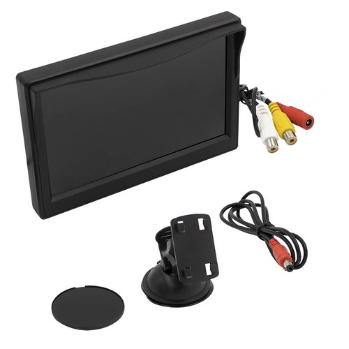 5 inch Color Video Screen - 2 Inputs