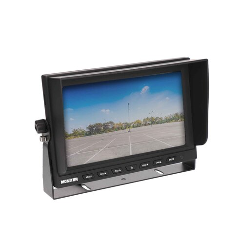 Commercial Quad-View Monitor - 9 Inch