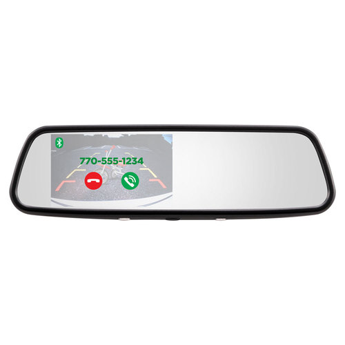 4.5 Inch Mirror Monitor with Bluetooth