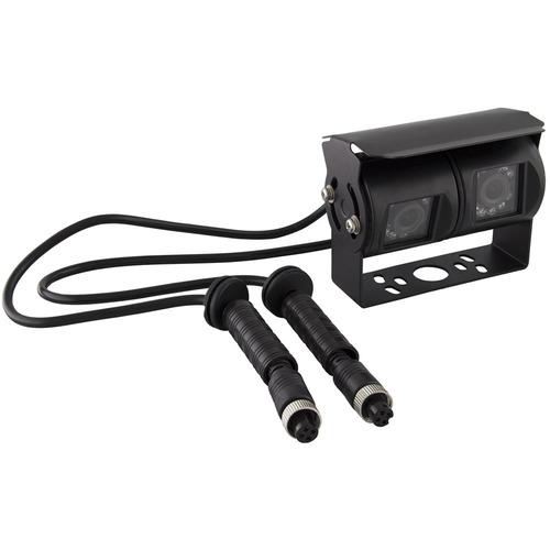 Heavy Duty Commercial Dual Lens Camera