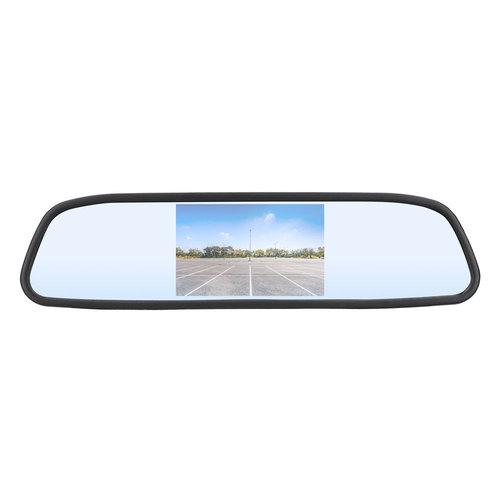 4.3 Inch Clip-on Mirror Monitor