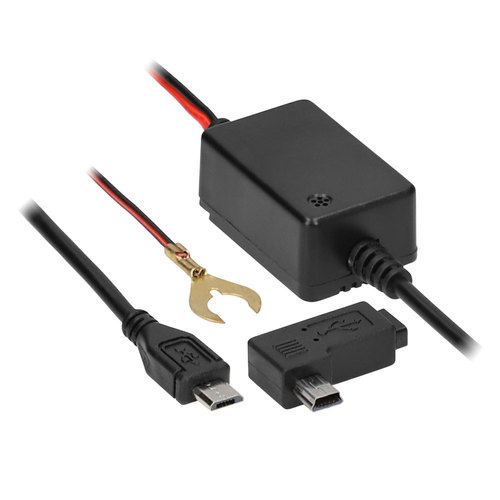 Dashcam Hardwire Cable - 12 Feet