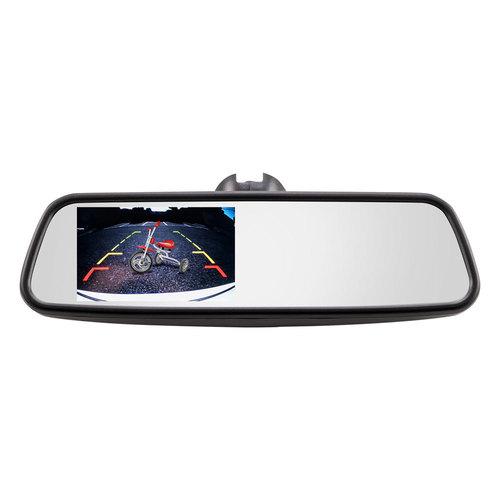 4.5 Inch Mirror Monitor