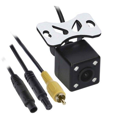 Small Square Camera - 4 IR LEDS