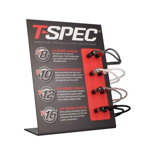 T-Spec RCA Counter Top Display