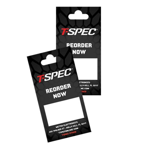 T-Spec Out of Stock Card