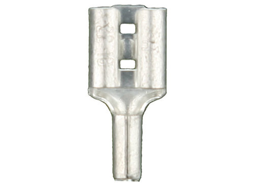 Uninsulated Female Quick Disconnect 16-14 Gauge .250