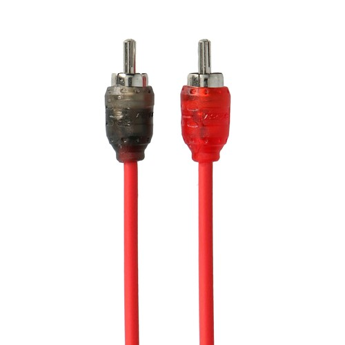 RCA v6 Series 2-Channel Audio Cable - 1.5 FT - 10 pack